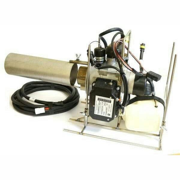 Генератор потока горячих газов Терммикс-15Д